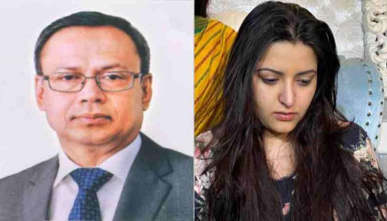 Nasir, Omi, Shahidul charged with trying to rape, murder Pori Moni at Dhaka Boat Club