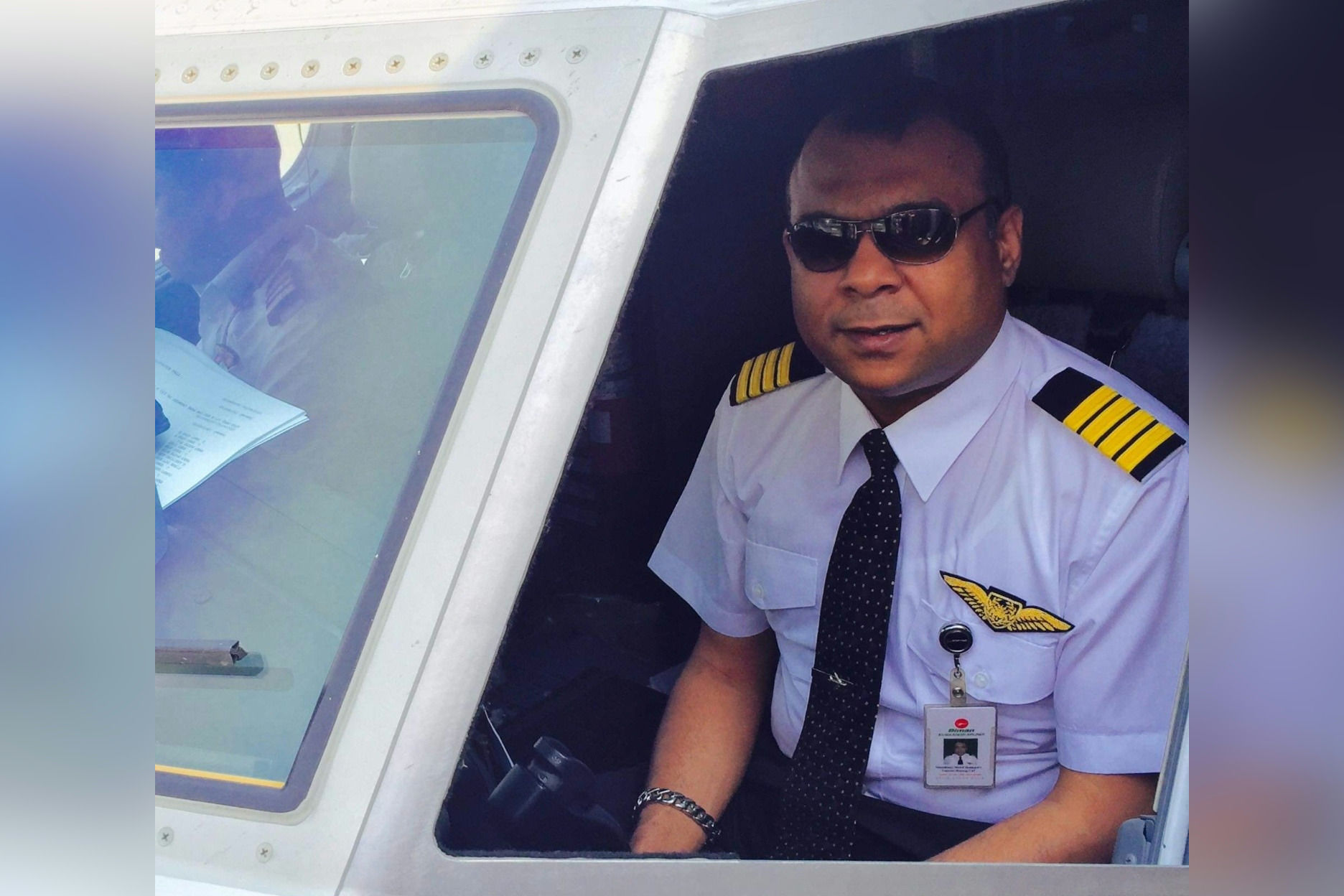 The Body Of The Pilot Nowshad Has Arrived In The Country