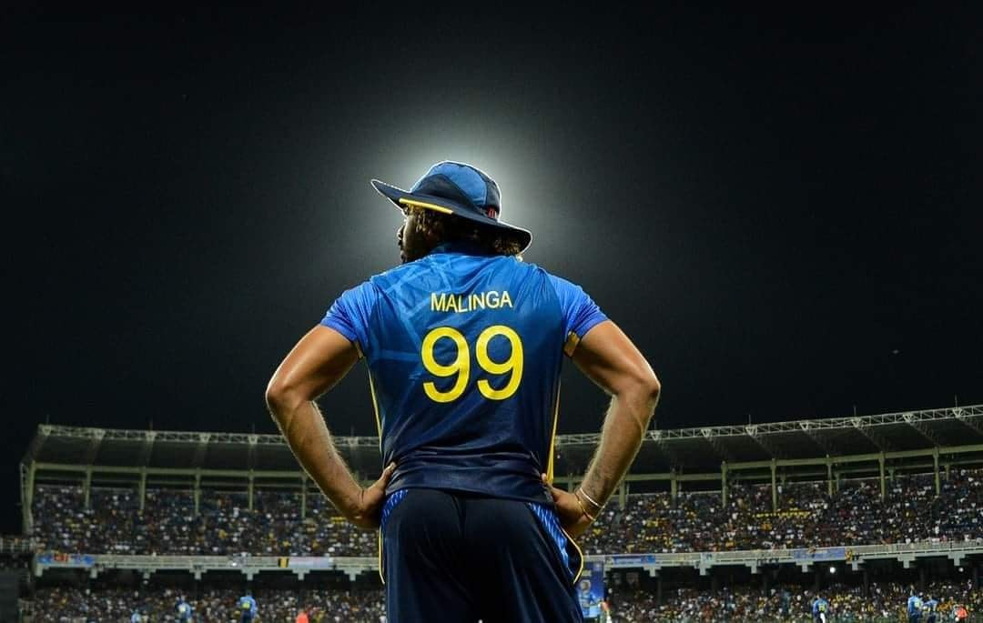 Lasith Malinga  says goodbye to all forms of cricket
