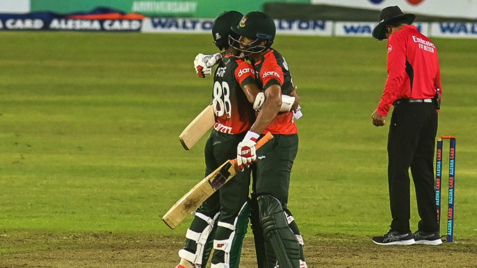 Bangladesh made history by winning first-ever T20 series against New Zealand