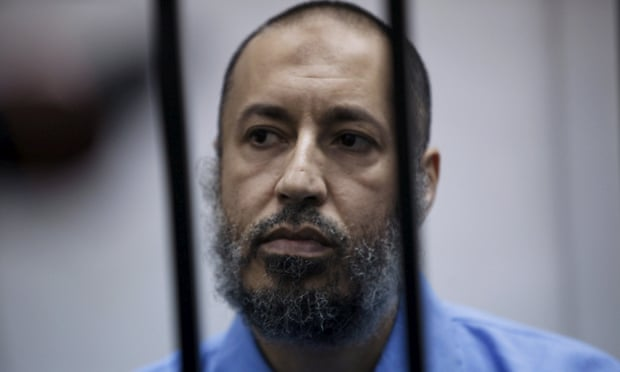 Son of Muammar Gaddafi released from prison in Libya