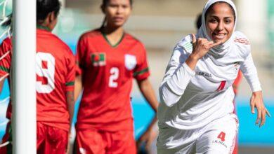 Photo of Bangladesh go down 5-0 to Iran