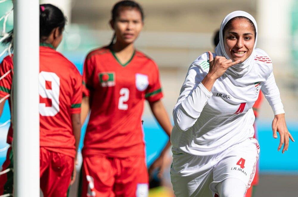 Bangladesh go down 5-0 to Iran