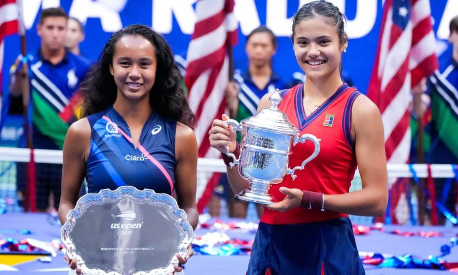 Qualifier Emma Raducanu : Made history by winning US Open