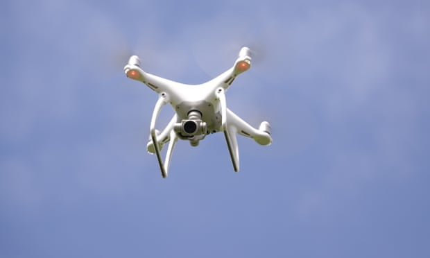 Prison inmates carry guns, smuggled in by 'drone'