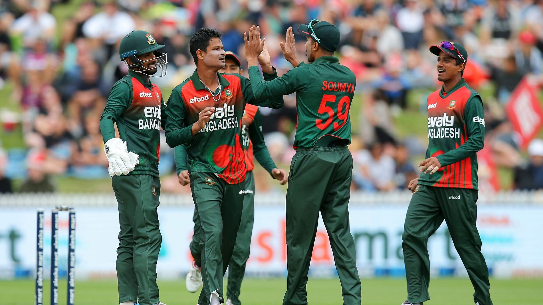 Bangladesh announces squad for T20 World Cup