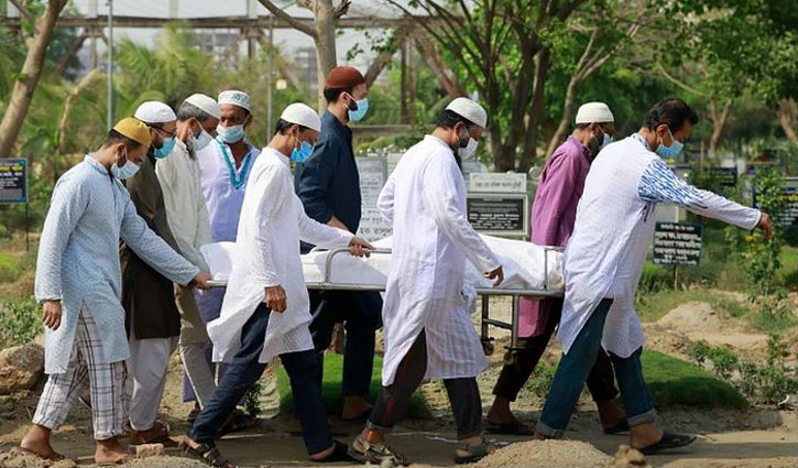 Covid-19: Bangladesh reports 2,710 cases, 65 deaths in 24hrs