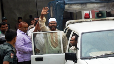 Photo of Golam Parwar, 8 other Jamaat leaders remanded in anti-terrorism case