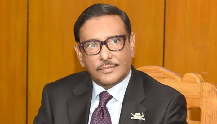 BNP wants to make democratic system questionable: Quader