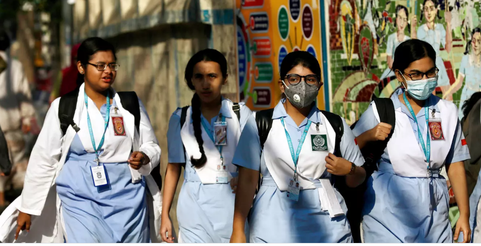 Bangladesh is going to vaccinate students below 18