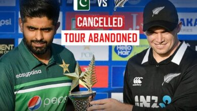 Photo of New Zealand canceled the Pakistan series citing security threat