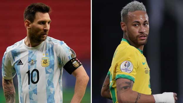 Brazil, Argentina clash in WC qualifiers tonight
