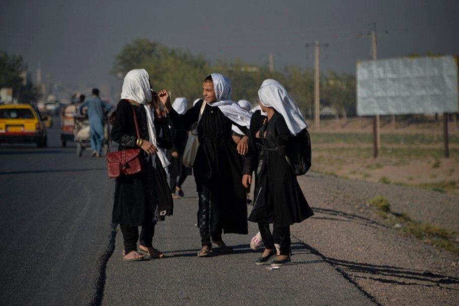 Taliban Says Afghan Girls To Return To Schools soon