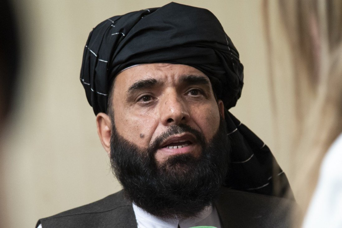 China to keep embassy in Afghanistan and increase aid : Taliban spokesman