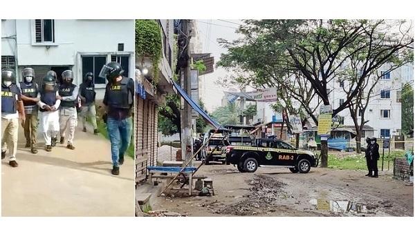 Suspected militant arrested in capital