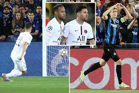 Photo of PSG 1-1 Club Brugge: Lionel Messi, Neymar and Mbappe flop on first start together
