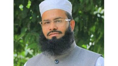 Photo of Hefazat leader Rizwan Rafiqi arrested
