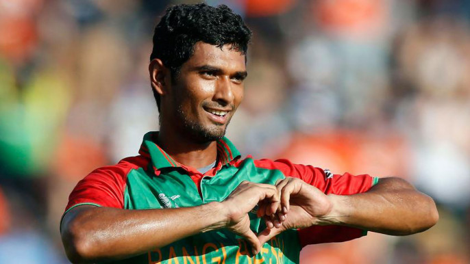 Mahmudullah on course to be first BD player to play 100 T20s
