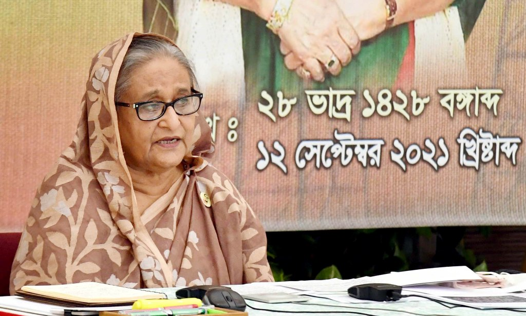 Don't waste electricity: PM Hasina