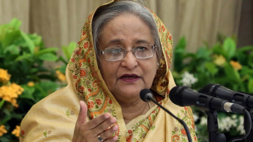 PM asked to make Awami League more strong as election approaching