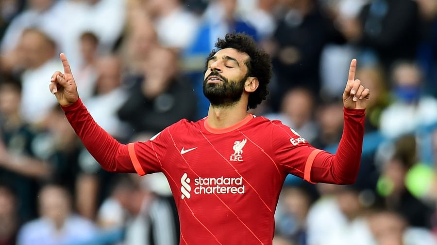 Mohamed Salah becomes 5th-fastest player to 100 Premier League goals
