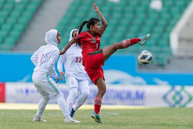 Bangladesh was busy in defense