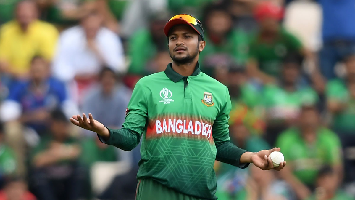 Shakib lost the top spot before the World Cup