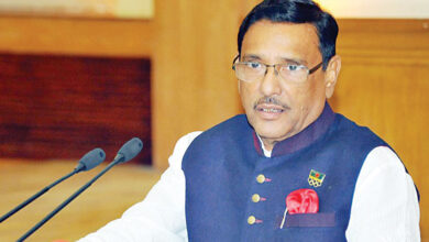 Photo of The BNP leaders seek peace and comfort by protesting against the government: Quader