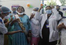 Photo of India achieves 100 cr Covid vaccine dose landmark