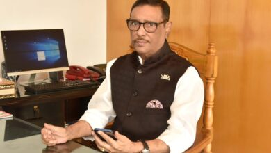 Photo of BNP's weapon of movement got rusted : Quader