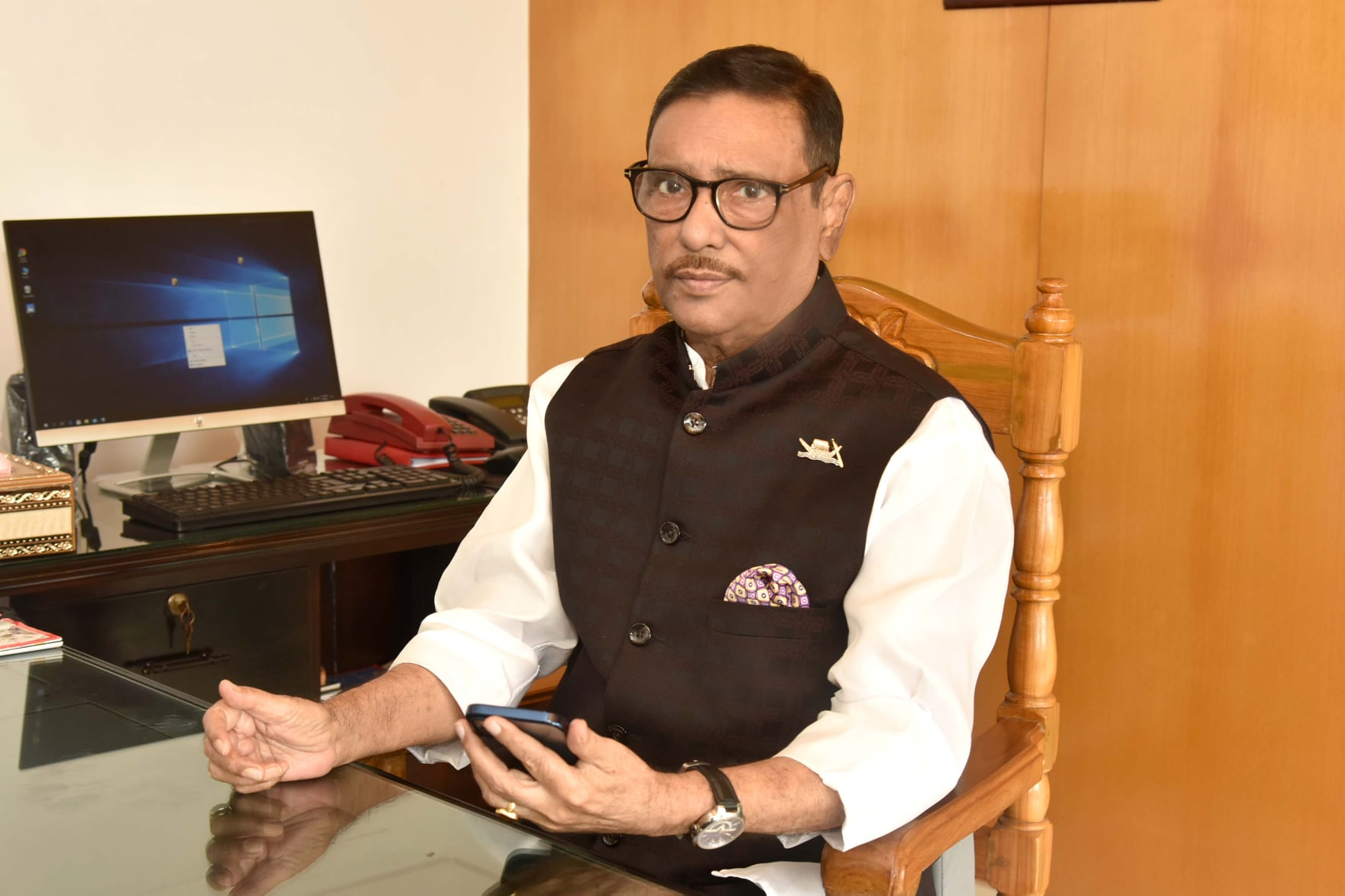 BNP's weapon of movement got rusted : Quader