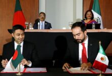Photo of Memorandum of Understanding signed between FBCCI and Mexican Business Council