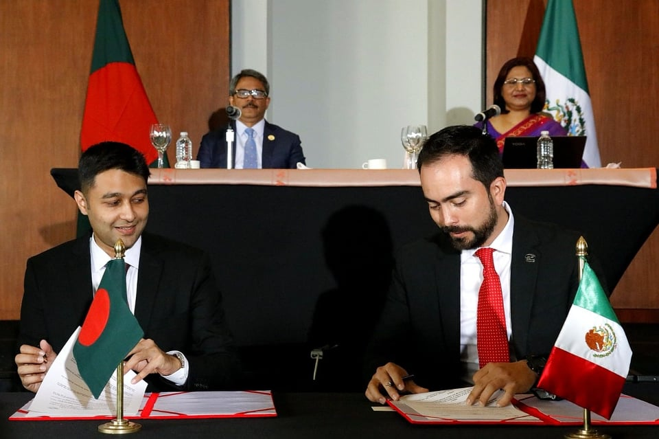Memorandum of Understanding signed between FBCCI and Mexican Business Council