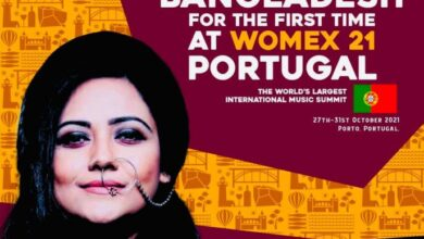 Photo of Sumi of Chirkut is leaving Dhaka on Wednesday to join Womex 21