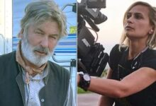 Photo of Alec Baldwin shoots prop gun, killing Cinematographer, wounds director on movie set