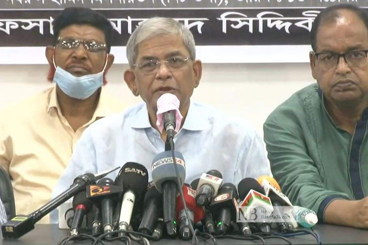 Khaleda Zia's treatment not possible in the country: Mirza Fakhrul