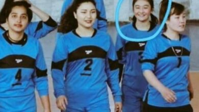 Photo of Afghan women's national team volleyball player beheaded by Taliban