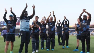 Photo of Namibia make history at T20 World Cup with Qualification To Super 12s