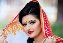 Photo of Porimoni sent card with special message to the guests