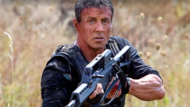 Photo of Sylvester Stallone Departs 'The Expendables' Franchise