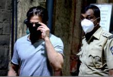 Photo of Shah Rukh Khan Meets Aryan In Jail