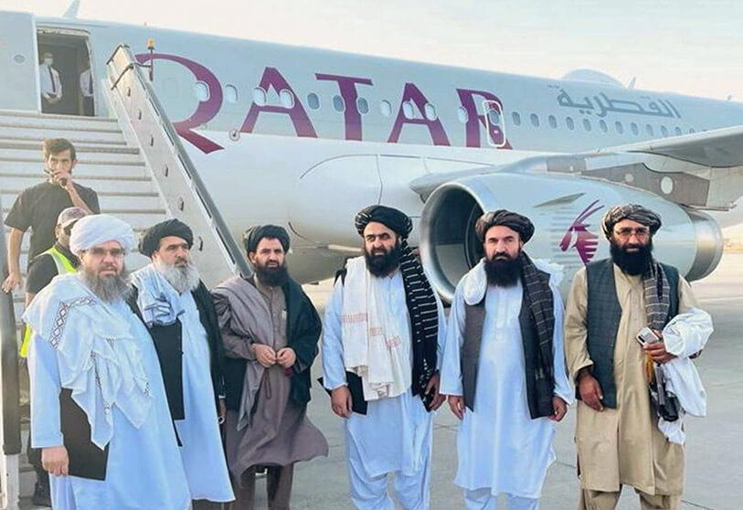 Talks with the Taliban in Doha were frank and professional: United States