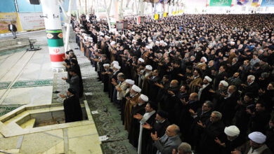 Photo of Tehran holds first Friday prayers after 20 months