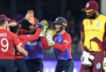 Photo of England beat West Indies by six wickets in their T20 World Cup opener